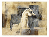 Pride of the Stables II Premium Giclee Print by Marta Wiley