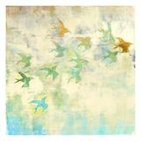 Oiseaux 2 Premium Giclee Print by Maeve Harris