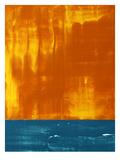 Color Field D Premium Giclee Print by  GI ArtLab