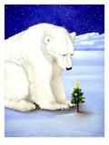 Polar Prayer Reproduction giclée Premium par Will Bullas