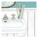 Classic Bath V Plakater af Chariklia Zarris