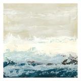 Coastal Currents I Kunstdruck von Erica J. Vess