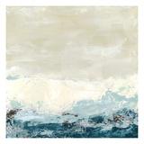 Coastal Currents II Kunstdruck von Erica J. Vess