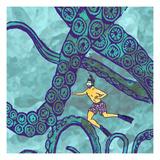 Misadventure III Kunstdrucke von Alicia Ludwig