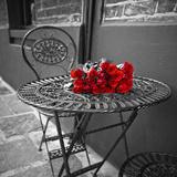 Romantic Roses II Print by Assaf Frank