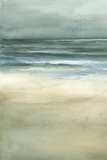 Tranquil Sea I Art by Jennifer Goldberger