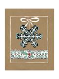 Holly Jolly Christmas III Arte di Chariklia Zarris