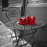 Romantic Roses II Poster van Assaf Frank