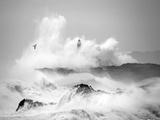 Storm in Cantabria Arte por Marina Cano