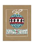 Holly Jolly Christmas I Stampe di Chariklia Zarris