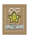 Holly Jolly Christmas IV Poster di Chariklia Zarris
