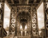 Under the Bridge Planscher av Aurélien Terrible
