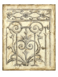 Decorative Iron Sketch II Prints by Megan Meagher