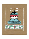 Holly Jolly Christmas II Poster di Chariklia Zarris