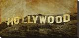 Hollywood Sign 12 Stretched Canvas Print by Dale MacMillan