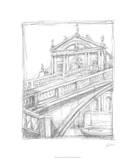 Sketches of Venice I Édition limitée par Ethan Harper