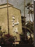 Beverly Hills Hotel 3 Stretched Canvas Print by Dale MacMillan