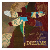 Dreams Dragonfly Prints by Taylor Greene