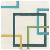 Infinite Loop IV Giclée-Druck von Erica J. Vess