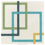 Infinite Loop II Giclée-Druck von Erica J. Vess