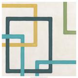 Infinite Loop I Giclée-Druck von Erica J. Vess