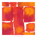 Saturated Blocks I Giclee Print by Renee W. Stramel