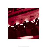 Chroma Stereo II Premium Giclee Print by Renee W. Stramel