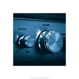 Chroma Stereo V Premium Giclee Print by Renee W. Stramel