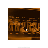 Chroma Stereo I Premium Giclee Print by Renee W. Stramel