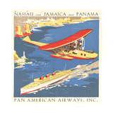 National Air and Space Museum: Pan American Airways Poster