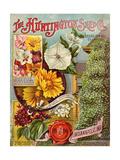 The Huntington Seed Co. Giclée-Premiumdruck