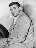 Vincent Gigante, Future Boss of the Genovese Crime Family in 1957 Foto