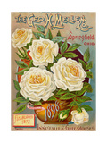 Seed Catalogues: The Geo. H. Mellen Co. Condensed Catalogue of Special Offers Affiche