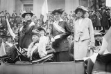Woman's Suffrage Advocates Protest for Ratification of the 19th Amendment Valokuva