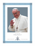 Papa Póster por Alessandra Benedetti