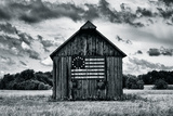 Country Barn Posters by Martin Smith