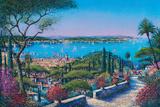 Saint-Tropez Affiches par Guy Dessapt