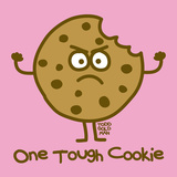 One Tough Cookie Art by Todd Goldman