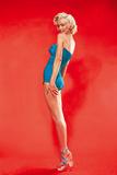 Burlesque Poster von Bert Reisfeld