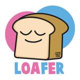 Loafer Posters av Todd Goldman