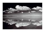 Salt Flats IV Posters by Chris Simpson
