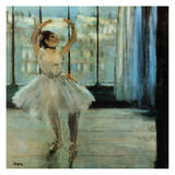 Ballet Dancer 1 Poster by Edgar Degas