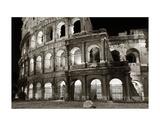 Colosseum Giclée-tryk af Christopher Bliss