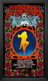 Jethro Tull in Concert Posters by  Masse & Harradine