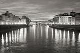 Ponte Vecchio I Impressão fotográfica por Rita Crane