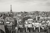 Paris Rooftops VIII Impressão fotográfica por Rita Crane