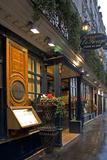 Paris Cafe IV Impressão fotográfica por Rita Crane