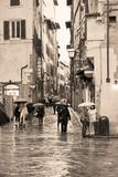 Streets of Florence IV Impressão fotográfica por Rita Crane