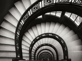Rookery Stairwell Photographic Print by Jim Christensen