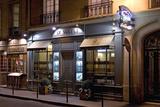 Paris Cafe II Impressão fotográfica por Rita Crane